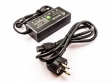 AC/DC power supply for Samsung Laptop, 65W, 5,5 x 3,4 CP