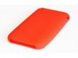 Soft siliconen hoesje Rood voor Iphone 3G/3GS