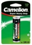 1x Camelion 2R10 Duplex Super Heavy Duty in blister