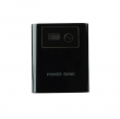 POWER BANK charger 12000 mAh UNIVERSAL WITH LCD BLACK