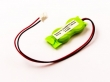 Backup Battery CMOS, TOS Tecra M9, NiMH, 2,4V, 20mAh, 0,05Wh