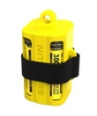 Nitecore NBM40 multi-purpose portable battery magazine yellow