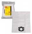 PATONA 5 vacuum cleaner bag multi layer fleece (f. Kärcher MV4 MV5 MV6 WD6 2.863-006.0 with plastic cap)